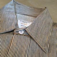 1970's BIG MAC Hickory L/S Shirt Deadstock
