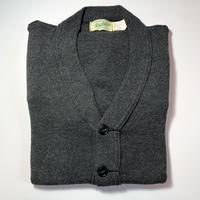 1950's〜 Sportswear Cotton Cardigan Deadstock