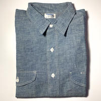 1960's OSHKOSH Chambray L/S Shirt Deadstock