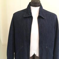 1950〜60's Unknown Denim Work Jacket