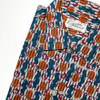 1960's Custom Tailored S/S Shirt Deadstock