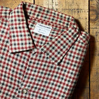 1960's The BROADWAY Flannel L/S Shirt