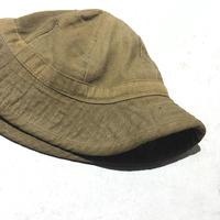1910's〜 US.ARMY Brown Denim Hat