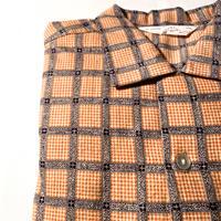 1950's〜 Embassy Flannel L/S Shirt Deadstock