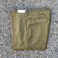1960's Unknown Corduroy Tapered Pants Deadstock