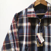 1960's Niagara Outerwear Cotton Reversible Jacket Deadstock