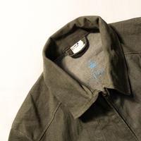 1960's〜 British Green Denim Prisoner Jacket