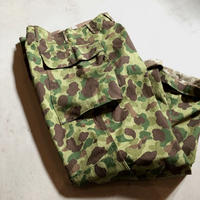 1940's US.ARMY Duckhunter Camo Trousers