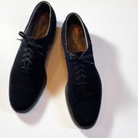 1950's BRITISH WALKERS Blue Suede Shoes