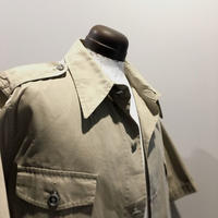 1960's ABERCROMBIE&FITCH S/S Safari Jacket