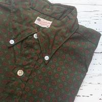 1960's Distinction Custom Tailored L/S Shirt
