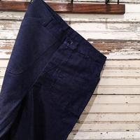 1980's US.NAVY Denim Trousers