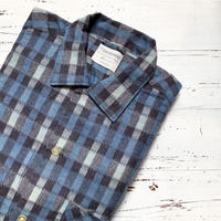 1960's The BROADWAY Flannel L/S Shirt Deadstock