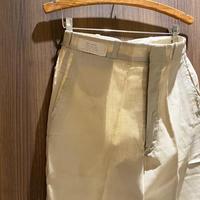 1960's WASH-WEAR Tapered Pants Deadstock