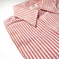 1970's〜 Brooks Brothers Seersucker S/S Shirt Deadstock