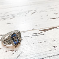 1970's College Ring