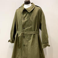 1940〜50's French Army Motor Cycle Coat Deadstock