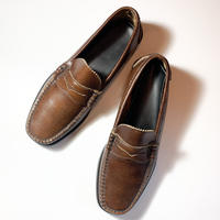 1960's〜 Unknown Loafers Deadstock