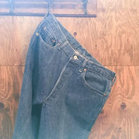 1980's Levi's 501 Stripe Denim Pants