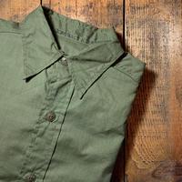 1940's US.NAVY N-3 Poplin L/S Shirt Deadstock