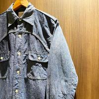 1960's〜 EL CISNE Chambray L/S Shirt