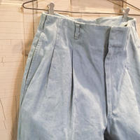 1950's〜 Levi's Cotton Trousers