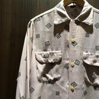 1950's Di Lido Rayon L/S Shirt