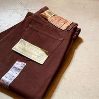 1990's Levi's 501 Brown Denim Pants Deadstock