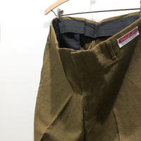 1960's RESTON Tapered Slacks Deadstock