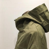 1950's French Army Anorak Parka Deadstock