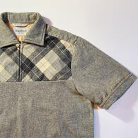1950〜60's Sportsman Wool Pullover S/S Shirt