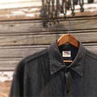 1960's BIG MAC Black Chambray L/S Shirt