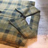 1950〜60's PENNEY'S Flannel L/S Shirt Deadstock