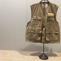 1960's〜 HUDSONS BAY Fishing Vest