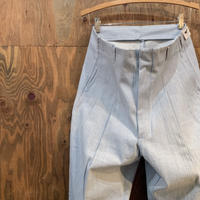 1950's Unknown Cotton Trousers Deadstock