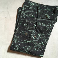 1970's Royal Thai Army Shadow Tiger Stripe Pants Deadstock
