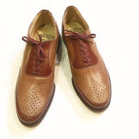 1950's MENS KELLY'S Leather Shoes Deadstock