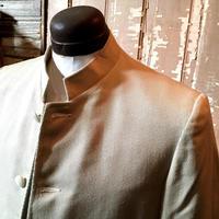 1960's De STEFANO Stand Collar Jacket Deadstock