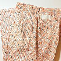 1980's〜 Princeton College Pants Deadstock