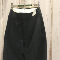 1960's Unknown Wool Tapered Slacks Deadstock