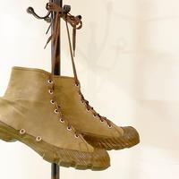 1940's CONVERSE Military Sneaker Hi