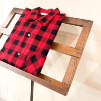 1960's Sportswear Flannel L/S Shirt Deadstock
