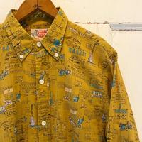 1960's Paddle&Saddle L/S Shirt