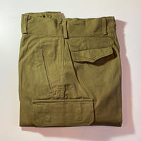 1950's French Army M-47 Trousers Deadstock