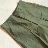 1960〜70's US.ARMY Utility Trousers Deadstock