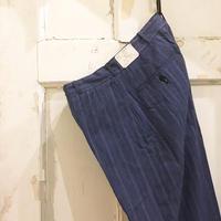 1940's〜 E&W Cotton Trousers Deadstock