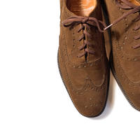 1980's Church's Suede Leather Shoes