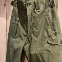 1960's British Army Combat Trousers Deadstock