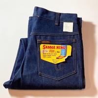 1970's〜 SADDLE KING Denim Pants Deadstock