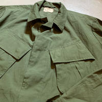 1960's US.ARMY Jungle Fatigue 3rd Jacket Deadstock